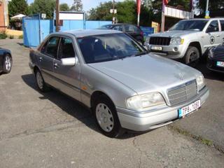 Mercedes-Benz Třídy C 180, 1.8i ELEGANCE sedan benzin