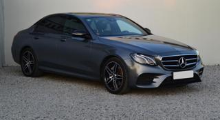 Mercedes-Benz Třídy E E200D,AMG,Panorama,DPH sedan