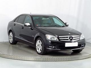 Mercedes-Benz Třídy C C 220 CDI 125kW sedan nafta