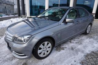 Mercedes-Benz Třídy C C 220 CDI, CZ původ sedan nafta