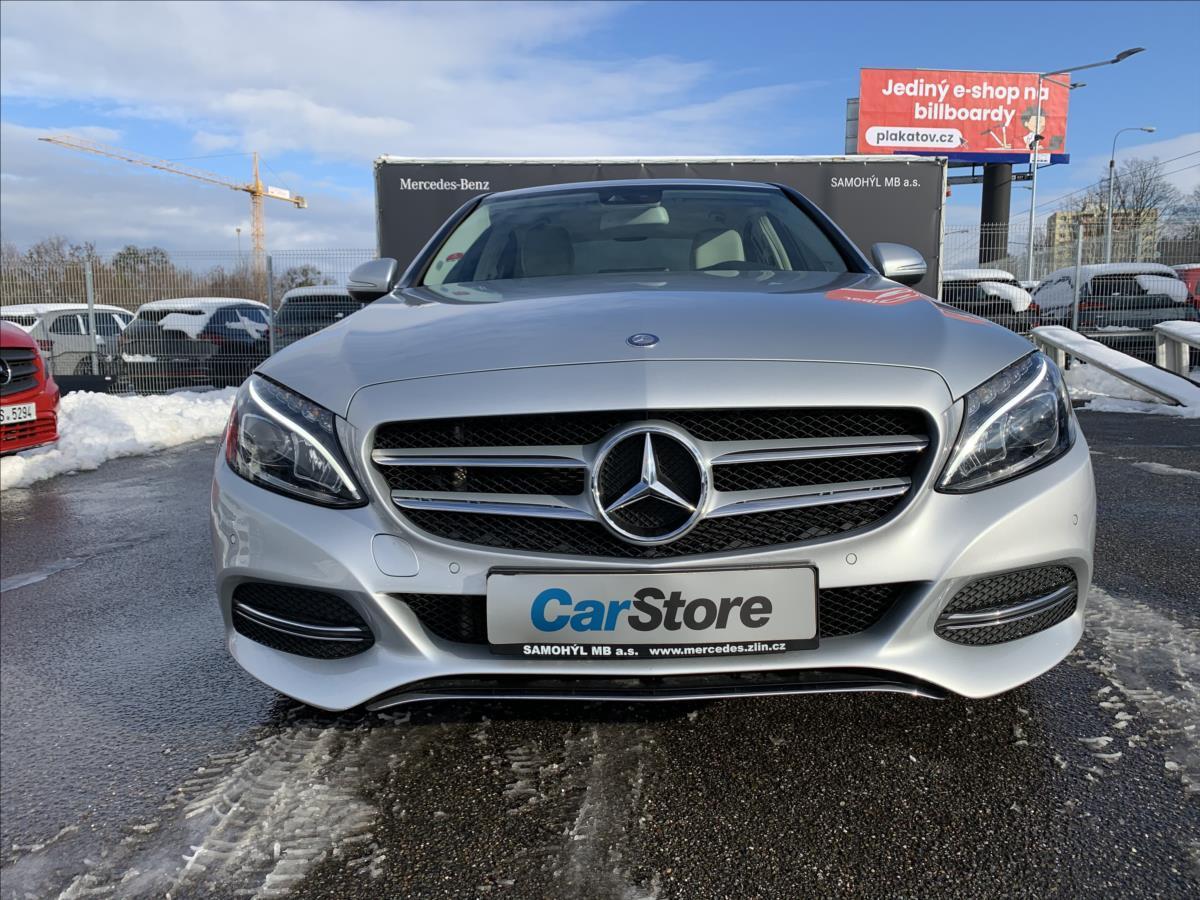Mercedes-Benz Třídy C 2,0 C 200 AVANTGARDE/EXCLUSIVE sedan benzin