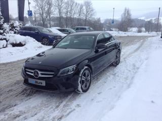 Mercedes-Benz Třídy C C 220 d 4M sedan nafta