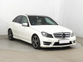 Mercedes-Benz Třídy C C 300 CDI 4MATIC 170kW sedan nafta