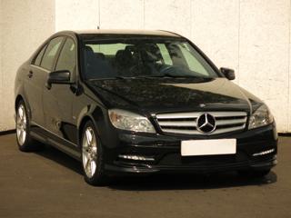 Mercedes-Benz Třídy C C 350 CDI 170kW sedan nafta