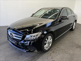 Mercedes-Benz Třídy C 1,6 C 200 d sedan nafta
