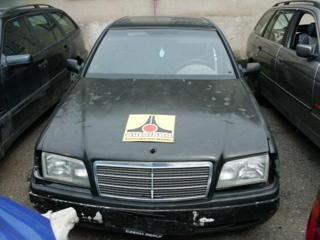 Mercedes-Benz Třídy C 1997, 1800 ccm, benzin sedan benzin