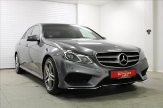 Mercedes-Benz Třídy E 2,2 CDI 4 MATIC ČR AMG  AVANGARDE sedan nafta