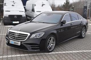 Mercedes-Benz Třídy S .   S 560 4M L AMG Premium Plus sedan benzin