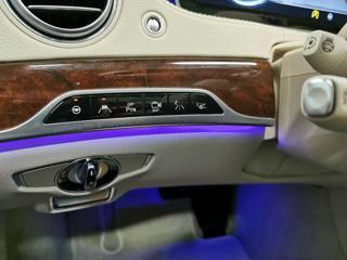 Mercedes-Benz Třídy S 350d 4M L LED Pano Masáže AdapTemp sedan - 1
