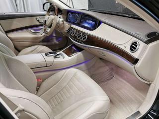 Mercedes-Benz Třídy S 350d 4M L LED Pano Masáže AdapTemp sedan - 4