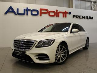 Mercedes-Benz Třídy S 2,9 400d 4M AMG-Paket Brabus sedan nafta