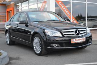 Mercedes-Benz Třídy C 280i Avantgarde S.kniha,DPH sedan