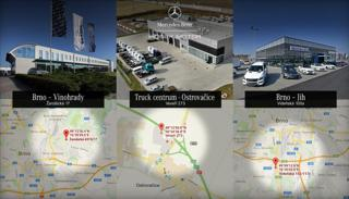 Mercedes-Benz Třídy S S 350 BT 4M  AMG 1maj/CZ sedan nafta