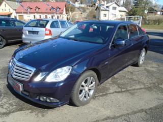 Mercedes-Benz Třídy E E 200 CDI AKCE - 10.000,-Kč sedan