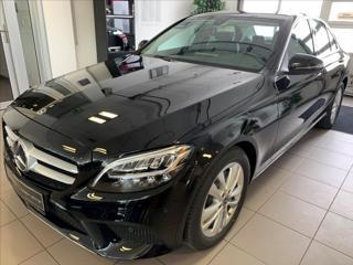 Mercedes-Benz Třídy C C 200 d Avantgarde 1maj/CZ sedan nafta