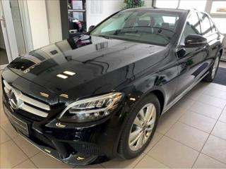 Mercedes-Benz Třídy C 1.6 d Avantgarde sedan nafta