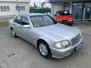 Mercedes-Benz Třídy C C 220CDI 92kW Automat sedan
