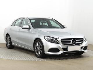 Mercedes-Benz Třídy C C 180d 85kW sedan nafta