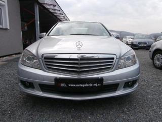 Mercedes-Benz Třídy C 2.1 CDi sedan nafta