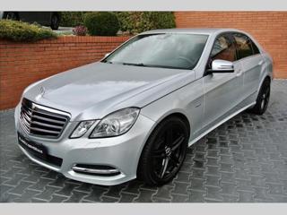 Mercedes-Benz Třídy E 3.0 CDi Matic Avantgarde sedan nafta