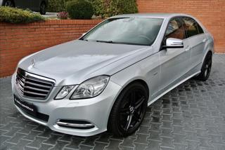 Mercedes-Benz Třídy E 350 CDI 4MATIC AVANTGARDE,BI-XENON,NAVIGACE sedan nafta