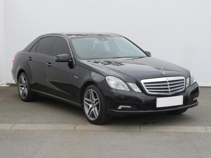 Mercedes-Benz Třídy E E 200  100kW sedan nafta