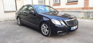 Mercedes-Benz Třídy E E220CDI AVANTGARDE  REZERVACE sedan