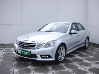 Mercedes-Benz Třídy E 350 CDi AMG,4matic,ČR sedan nafta