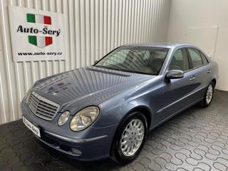 Mercedes-Benz Třídy E E 270 CDI Elegance manuál sedan