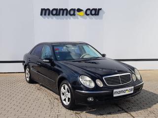 Mercedes-Benz Třídy E 2.7 CDI AUTOMAT AVANTGARDE ČR sedan