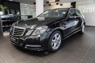 Mercedes-Benz Třídy E 2,1 220 CDI BlueEFFICIENCY  IHNED sedan nafta