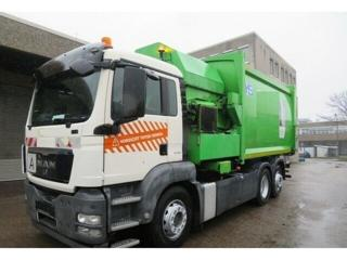 MAN TGS 26.320 EEV 6x2 Svoz odpadu speciální nástavba