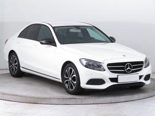 Mercedes-Benz Třídy C C 200d 100kW sedan nafta