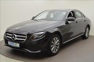 Mercedes-Benz Třídy E 2,0 220d 143kW 4-MATIC LED sedan nafta