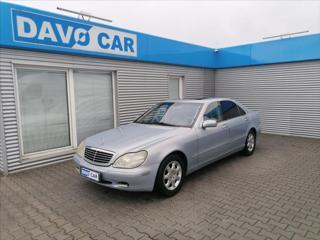Mercedes-Benz Třídy S 4,3 430 205kW V8 Long sedan benzin