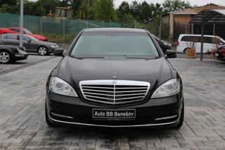 Mercedes-Benz Třídy S S 320 CDI 4Matic, ČR! TOP VÝBAVA sedan