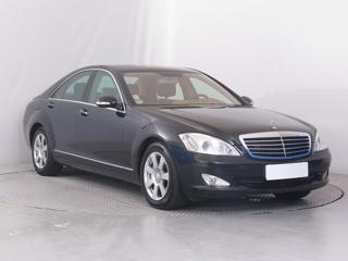 Mercedes-Benz Třídy S S 320 CDI 4MATIC 173kW sedan nafta