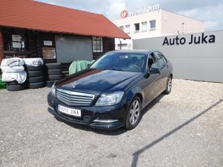 Mercedes-Benz Třídy C C-C 200 CDI Blue Efficiency Avantga sedan