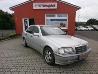 Mercedes-Benz Třídy C 2,2 D AUTOMAT TEMPOMAT DIGIKLIMA STK 9/2022 sedan nafta