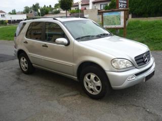 Mercedes-Benz Třídy M ML 270 CDI.Klima.Závěs. SUV