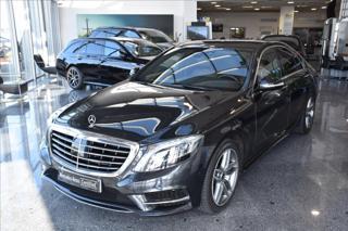 Mercedes-Benz Třídy S .   S 350d 4M AMG sedan nafta