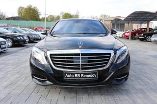 Mercedes-Benz Třídy S S 500 Long, panorama, sedan
