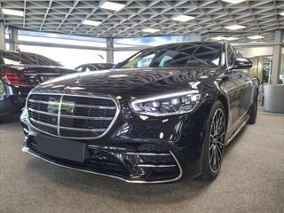 Mercedes-Benz Třídy S 2,9 400 d 4M Long/Exclusive/First-Class Rear  IHNED sedan nafta