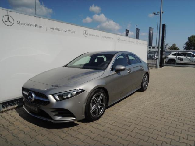 Mercedes-Benz Třídy A A 200 sedan 1maj./CZ sedan benzin