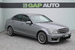 Mercedes-Benz Třídy C C350 CDi,4Motion,AMG Paket sedan