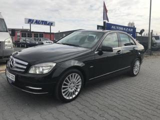 Mercedes-Benz Třídy C 2.1 CDi Avantgarde sedan nafta