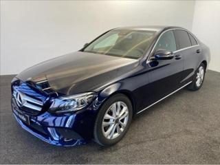 Mercedes-Benz Třídy C 1.9 d Avantgarde sedan nafta