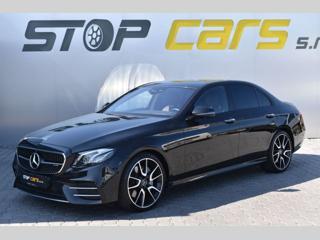 Mercedes-Benz Třídy E 43AMG*BURMAISTER*ČR*DPH* sedan benzin