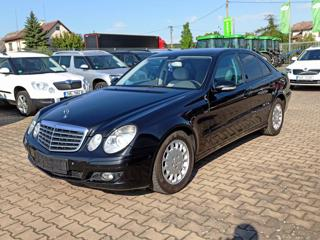 Mercedes-Benz Třídy E 280CDi-140KW-MANUÁL!!!- sedan