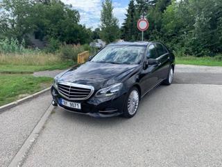 Mercedes-Benz Třídy E 150kW, 1.maj., DPH, ČR, 88tis.km, 1 sedan